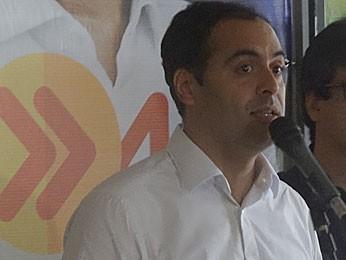 Paulo Câmara se compromete a construir quatro novos hospitais em Pernambuco (Foto: Renan Holanda / G1)
