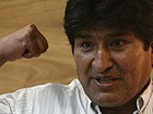 Países latinos condenam retenção de Evo Morales, diz Bolívia