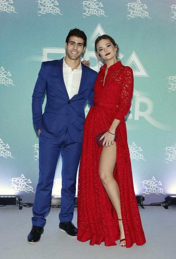 Juliano Laham e juliana Paiva (Foto: Marcos Serra Lima / Ego)