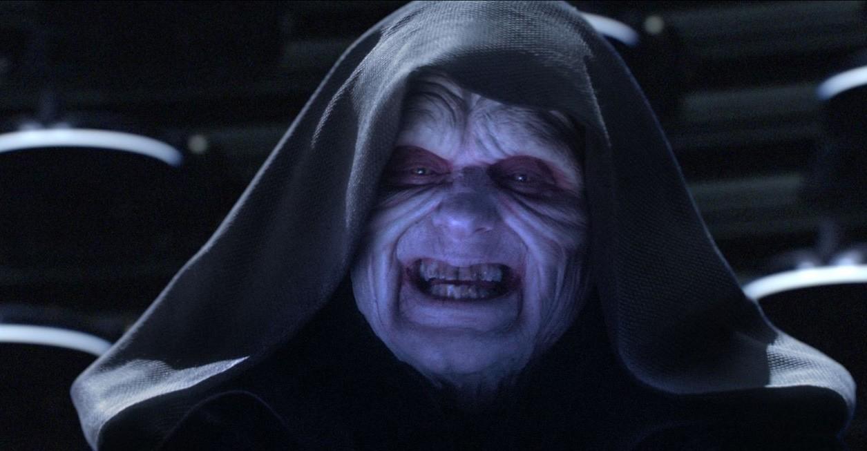 Imperador Palpatine (Star Wars) (Foto: Divulgação)