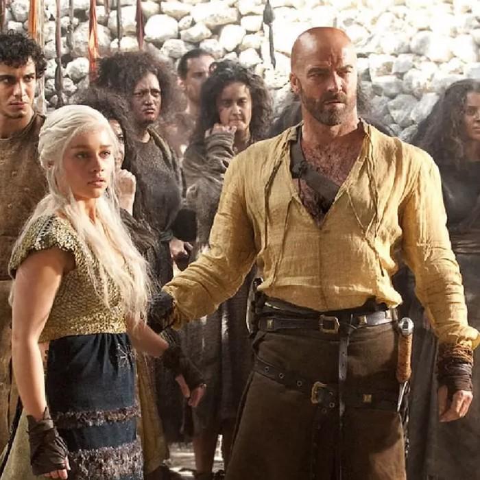 Jorah Mormont, (nem sempre tão fiel) escudeiro de Daenerys Targaryen em 'Game of Thrones' (Foto: Reprodução/Reddit)