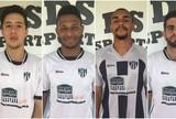 São Mateus anuncia acerto com quatro jogadores do EC São Bernardo