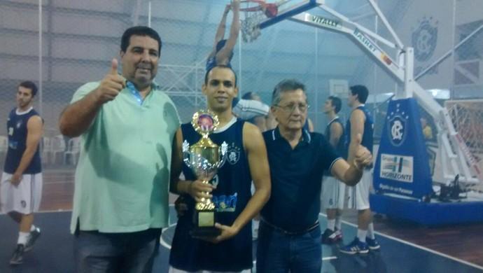 0d6a355c67 Clube do Remo é campeão do Paraense de Basquete após 12 anos ...