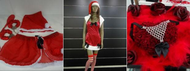Natal é o segundo evento mais lucrativo do ano para o setor, segundo o empresário (Foto: Adriana Justi / G1)