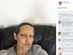Atriz betty Lago lutava contra um câncer na vesícula (Foto: Reprodução/Facebook)