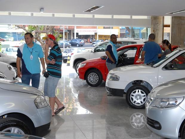 Consumidores procuram carro zero para evitar problemas, mas defeitos podem  aparecer (Foto  Renato dd0c2a3e3d