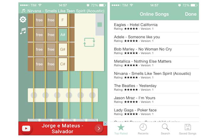 O Virtual Guitar para iPhone é uma opção para quem deseja simular uma guitarra em seu iPhone (Foto: Reprodução/Marvin Costa) (Foto: O Virtual Guitar para iPhone é uma opção para quem deseja simular uma guitarra em seu iPhone (Foto: Reprodução/Marvin Costa))