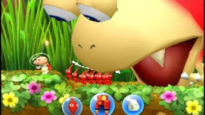 Jogos mais esperados de 2017 para 3DS: Pikmin (Foto: Divulgação/Nintendo)