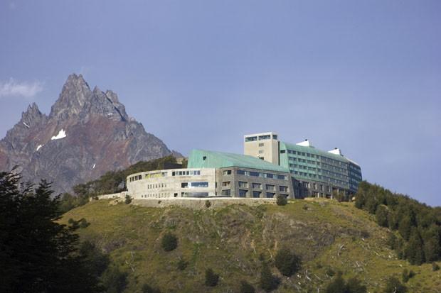 Arakur Ushuaia Resort & Spa, na Patagônia argentina (Foto: Editora Globo)