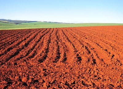 agricultura_terra (Foto: Ernesto de Souza/Ed. Globo)