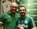 """Marcos elogia Jailson e revela papos com o goleiro: """"Ganhou moral"""""""