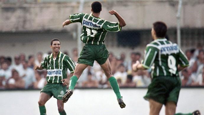 Palmeiras 1996 - Rivaldo (Foto: Agência Estado)