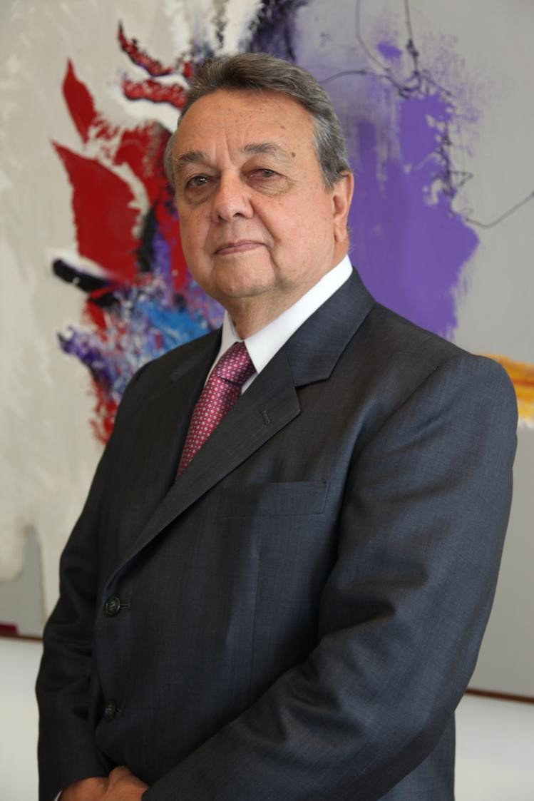 Rubens Barbosa (Foto: Divulgação)