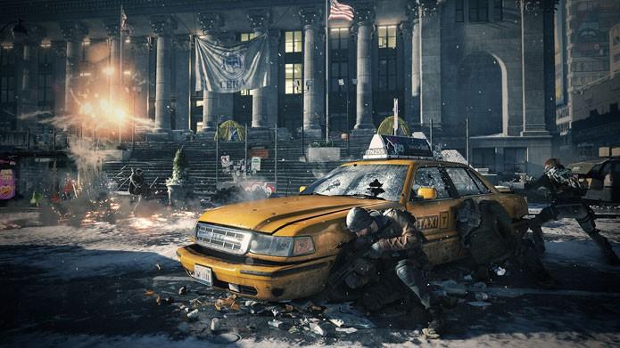 Tom Clancys The Division (Foto: Divulgação/Steam)