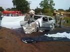 Ferido em acidente com 5 mortes no RS está internado em estado grave