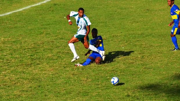 Com vitória, Boca fica a um passo da classificação (Foto: Thiago Barbosa/GLOBOESPORTE.COM)