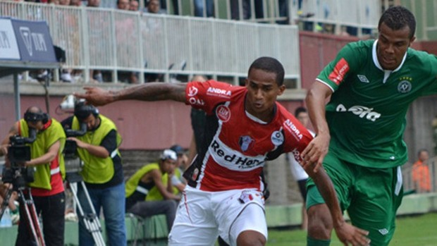 Chapecoense vence o Joinville, por 2 a 1 (Foto: Leandro Ferreira, Divulgação / Joinville EC)
