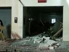 Um dos carros usados no atentado ao banco de Itatim é achado em estrada