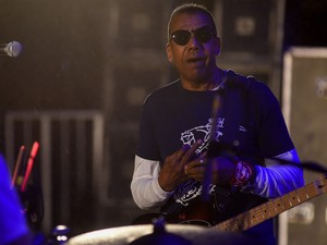 Domingo 29/11: Jorge Ben Jor se apresenta no segundo dia do festival (Foto: Flavio Moraes/G1)