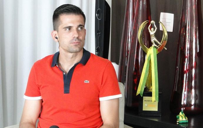 Victor Atlético-mg (Foto: Rafael Araujo)