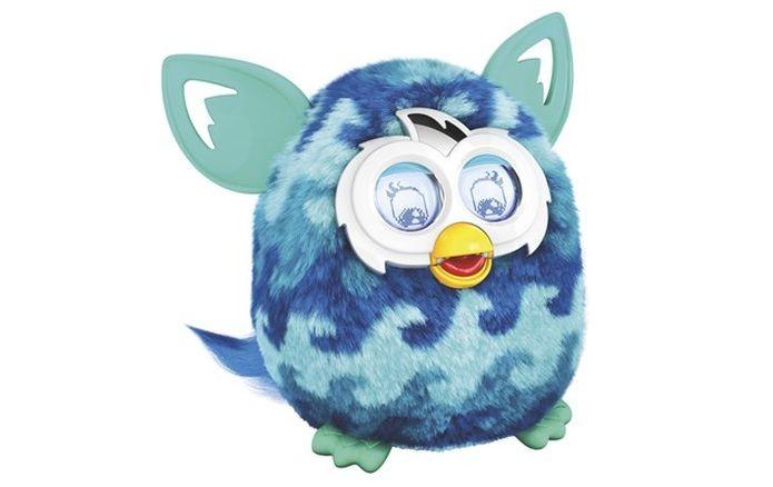 Furby é o bichinho de pelúcia que pode agradar crianças que gostam de eletrônicos (Foto: Divulgação)