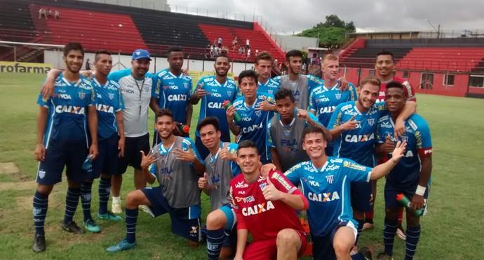 Avaí Copinha (Foto: Eduardo Gaspar/Avaí FC)