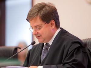 Juiz Marcelo Ramos Peregrino (Foto: Divulgação/TRE)