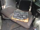 Polícia apreende 13 kg de cocaína escondidos em lataria de carro