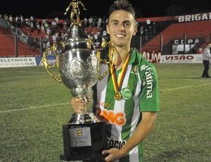 Bressan, zagueiro do Juventude, reforço do Grêmio (Foto: Divulgação/Juventude)