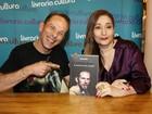 Rafael Ilha lança biografia em São Paulo: 'Não sou um bad boy'
