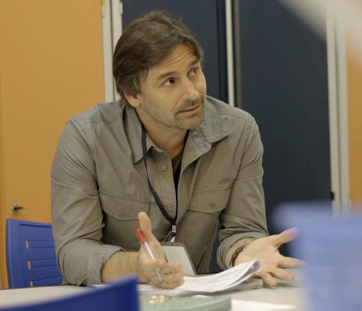 Como será que Rubem vai se sair dessa?! (Foto: TV Globo)