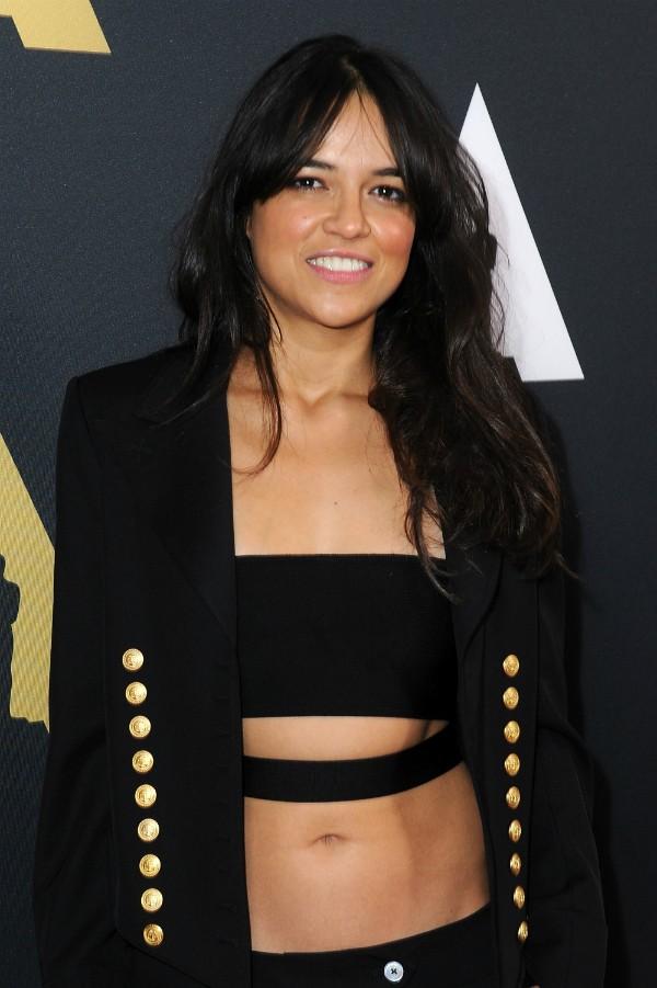 Michelle Rodriguez foi presa dirigindo alcoolizada em 2005 (Foto: Getty Images)