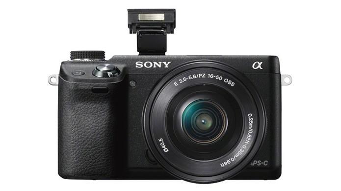 Além de ser uma excelente câmera semiprofissional, a Nex-6 garante o acesso a uma loja virtual com vários aplicativos da Sony (Foto: Divulgação/Sony)