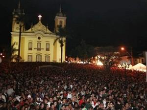 Evento será na Praça de Itapecerica (Foto: Mardem NOgueira/ Divulgação)