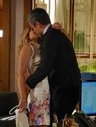Érica e Haroldo ficam juntos (Salve Jorge/TV Globo)