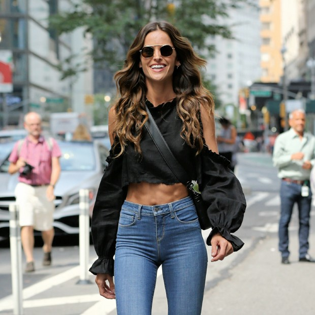Izabel Goulart (Foto: The Grosby Group)