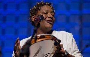 Mart'nália canta samba no Rock in Rio Lisboa 2016