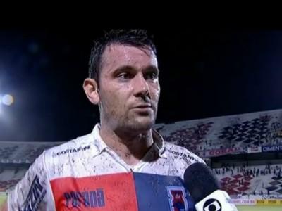 Giancarlo, do Paraná (Foto: Reprodução)