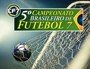 Quinto Campeonato Brasileiro de Futebol de 7 (Foto: Divulgação)