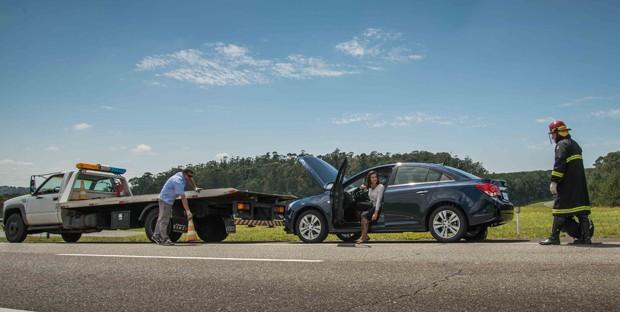 Caso o motorista se envolva em um acidente, o OnStar pode acionar o resgate (Foto: Divulgação)