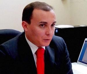 Promotor  Fábio Antônio Xavier de Moraes diz que investigação deve durar seis meses. (Foto: Eduardo Marcondes/TV Vanguarda)