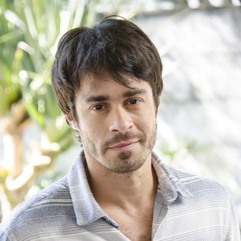 Erom Cordeiro faá novela de Aguinaldo Silva (Foto: Raphael Dias/ TV Globo)