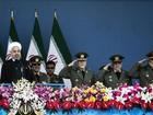 Apesar de poder militar, presidente do Irã defende opção por diplomacia