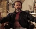 "Cantona detona qualidade dos gramados da Euro e canta ""Will Grigg's on fire"""