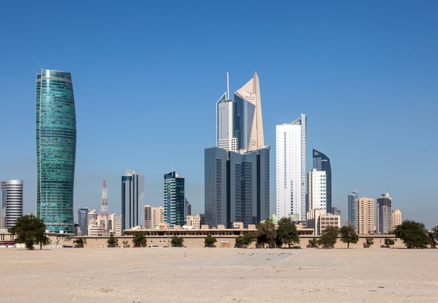 Cidade do Kuwait (Foto: Think Stock)