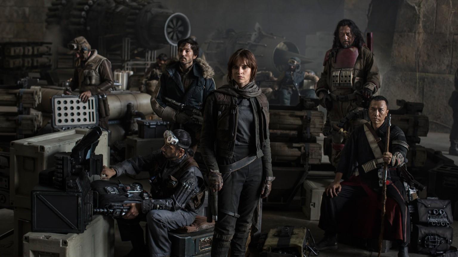 'Rogue One: Uma História Star Wars' (Foto: Divulgação)