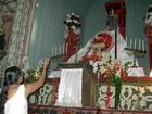 Fiéis celebram missa e comemoram o Dia da Padroeira do Tocantins