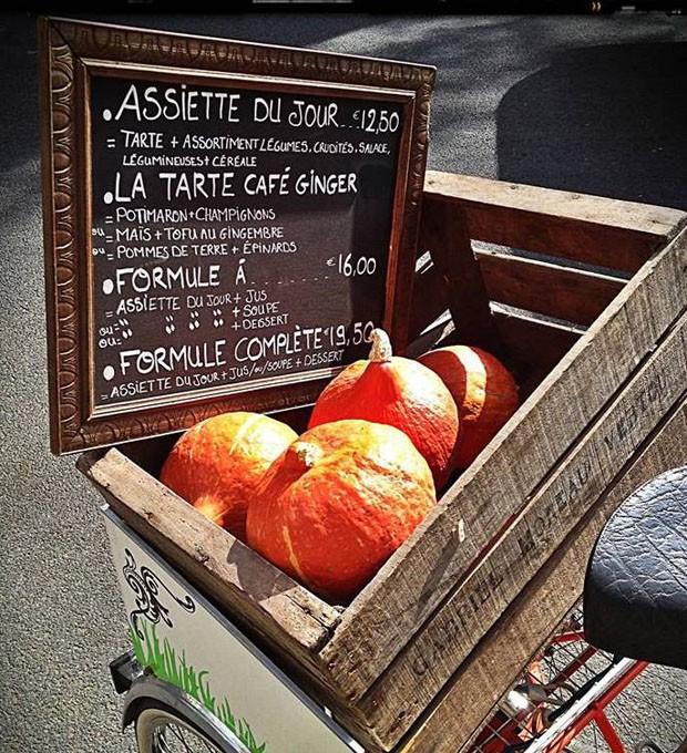 Roteiro vegano por Paris: 7 endereços gastronômicos imperdíveis (Foto: Simplesmente)