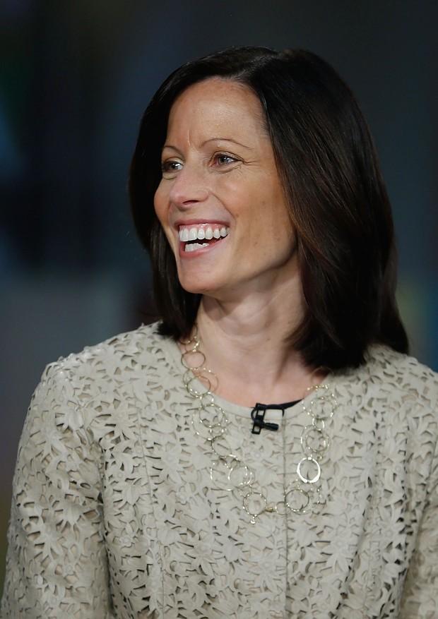 Adena Friedman, CEO da NASDAQ (Foto: Getty Images)