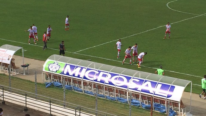Capivariano x Nova Iguaçu Copa SP Copa São Paulo (Foto: Murilo Borges)